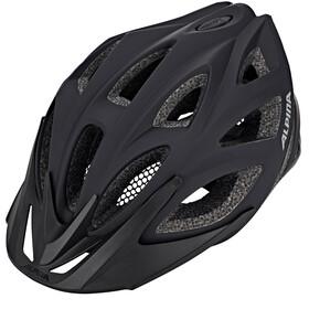 Alpina Seheos L.E. Pyöräilykypärä , musta